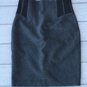 Zara Womens Pencil Skirt Size M